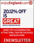 Win an England Spa Break for Two brochure cover from 15 March, 2012