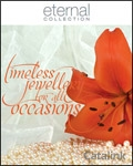 Eternal Collection Jewellery brochure cover from 01 October, 2012