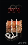 Eternal Collection Jewellery brochure cover from 03 October, 2012