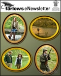 Farlows Fishing & Shooting catalogue cover from 20 September, 2011