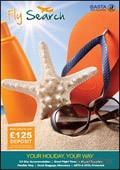 Fly Search - Air Holidays brochure cover from 07 December, 2015