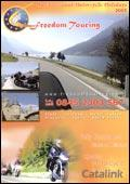Freedom Touring brochure cover from 05 May, 2005