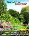 Garden Direct brochure cover from 09 July, 2013