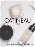 Gatineau Skincare brochure cover from 17 May, 2019