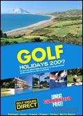 Barwell Leisure - Golf Groups Direct brochure cover from 26 July, 2006