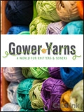 Gower Yarns brochure cover from 25 May, 2018