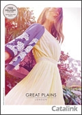 Great Plains Fashion brochure cover from 29 January, 2015