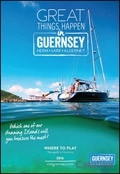 Visit Guernsey brochure cover from 07 January, 2016