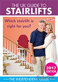 Hearing & Mobility - Guide to Stairlifts brochure cover from 16 January, 2017