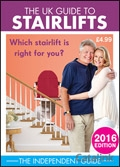 Hearing & Mobility - Guide to Stairlifts brochure cover from 04 February, 2016