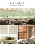 Hillarys Blinds brochure cover from 31 October, 2014