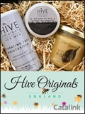 Skincare By Hive Originals brochure cover from 18 October, 2018