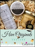 Skincare By Hive Originals brochure cover from 26 November, 2018