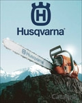 Husqvarna brochure cover from 07 October, 2014