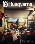 Husqvarna brochure cover from 22 October, 2014