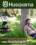 Husqvarna brochure cover from 28 January, 2015