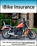 iBike Insurance brochure cover from 30 March, 2011