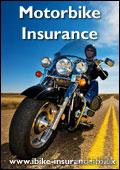 iBike Insurance brochure cover from 06 August, 2009