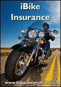 iBike Insurance brochure cover from 22 September, 2009