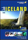 Icelandair Holidays brochure cover from 18 April, 2006