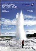 Icelandair Holidays brochure cover from 10 November, 2006
