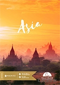 Iglu Cruise - Asia Cruise and Tour brochure cover from 18 October, 2016