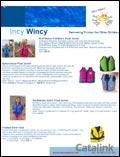 Incy Wincy - Childrens [Special Needs]Swimming Products brochure cover from 03 August, 2006