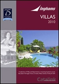 Inghams  - Villas catalogue cover from 03 February, 2010