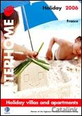 Interhome Sun and Beach brochure cover from 18 January, 2006