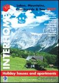 Interhome Lakes, Mountains and Countryside brochure cover from 04 January, 2007