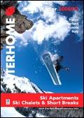 Interhome Skiing Holidays brochure cover from 26 September, 2006
