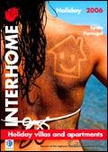 Interhome Spain & Portugal brochure cover from 18 January, 2006