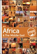 Intrepid Africa & Middle East brochure cover from 01 February, 2012