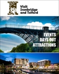 Visit Ironbridge & Telford brochure cover from 06 August, 2015