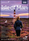 Visit Isle of Man brochure cover from 06 April, 2016