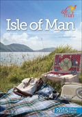 Visit Isle of Man brochure cover from 05 October, 2015
