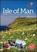 Visit Isle of Man brochure cover from 03 January, 2014