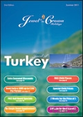 Jewel in the Crown Holidays - Turkey brochure cover from 07 September, 2010