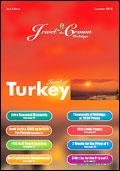 Jewel in the Crown Holidays - Turkey brochure cover from 02 October, 2009