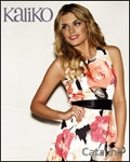 Kaliko catalogue cover from 17 July, 2012