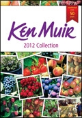 Ken Muir 2016 Garden Collection catalogue cover from 02 March, 2012