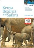 Kenya Beaches and Safaris catalogue cover from 19 February, 2007