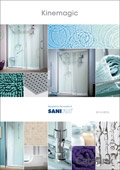 Kinemagic - Bathroom & Showers brochure cover from 26 February, 2015