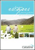 Escapes in Pennine Yorkshire brochure cover from 01 April, 2008