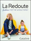 La Redoute catalogue cover from 19 December, 2017