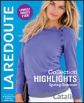La Redoute catalogue cover from 10 November, 2010
