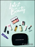 Latest In Beauty brochure cover from 01 August, 2017
