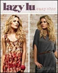 Lazy Lu catalogue cover from 17 July, 2012