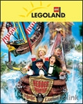 Legoland Holidays brochure cover from 07 October, 2010