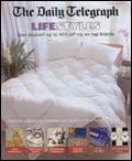 Lifestyles Direct brochure cover from 13 December, 2004